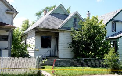 Homicide Victim Identified in Pritchard Avenue House Fire