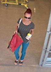 Winnipeg police are trying to identify this woman. (WPS/HANDOUT)