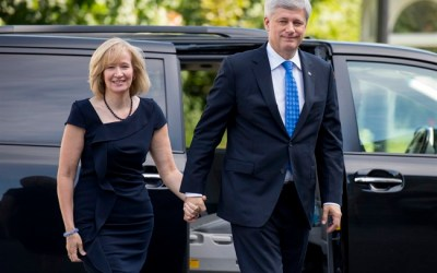 PM Harper in Winnipeg Today for Conservative Rally