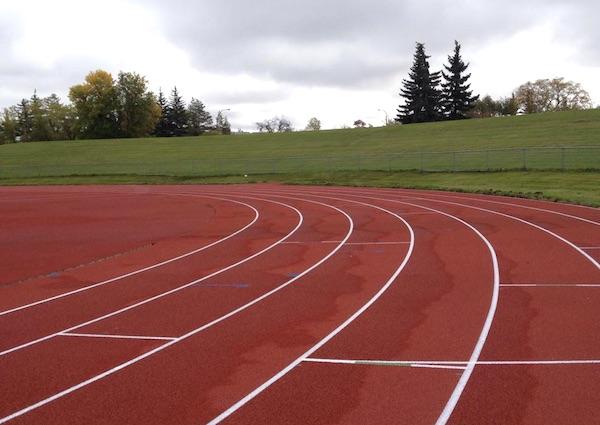 University Stadium Track
