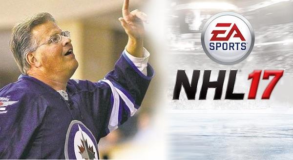 Dancing Gabe - NHL 17