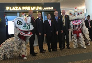 Plaza Premium Lounge Opening