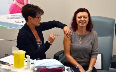 Free Flu Shot Clinics Begin October 21
