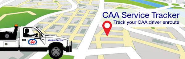 CAA Service Tracker