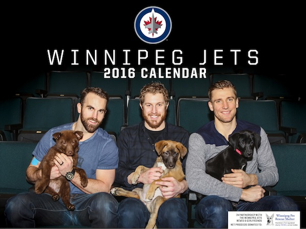 Winnipeg Jets Calendar