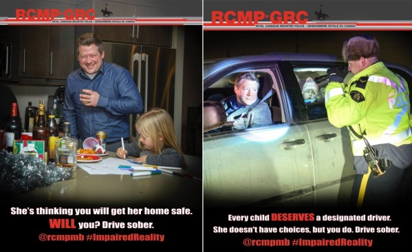 RCMP Impaired Reality
