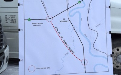 New Highway Bypass Planned in St. Norbert
