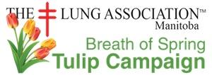 Manitoba Lung Association - Breath of Spring Tulip Campaign