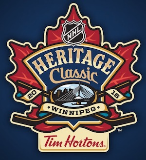 NHL Heritage Classic 2016