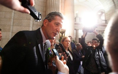 Manitoba Tory Ad Warning of Tax Hike Goes Under the Microscope
