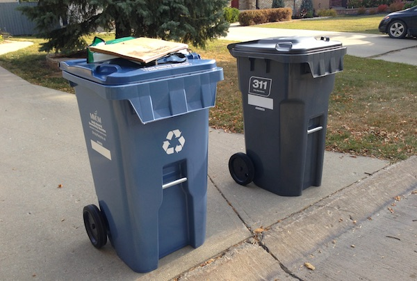 Recycle - Garbage Bins