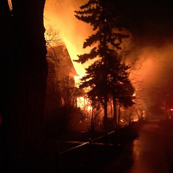 Wolseley Fire