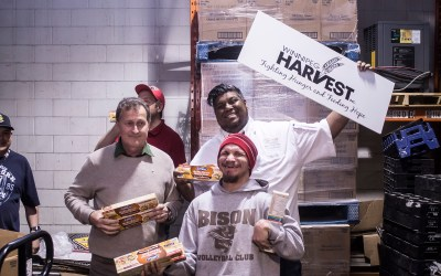 Winnipeg Harvest Gets Hearty Donation