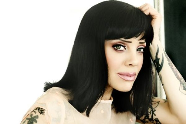 Bif Naked has launched a memoir with I, Bifcus. (Karolna Turek/Handout)