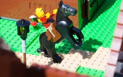 Manitoba Museum Opening New LEGO Exhibit