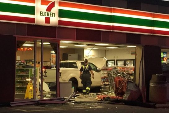7-Eleven Crash