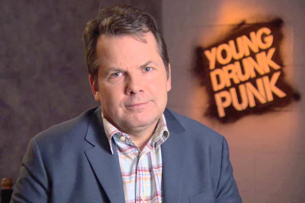 Bruce McCulloch of Kids in the Hall. (HANDOUT)