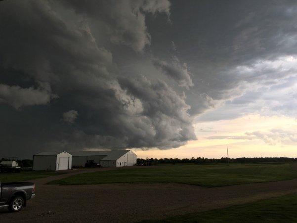 Reston - Tornado Warning