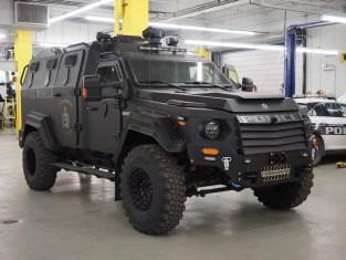 Winnipeg Police ARV1