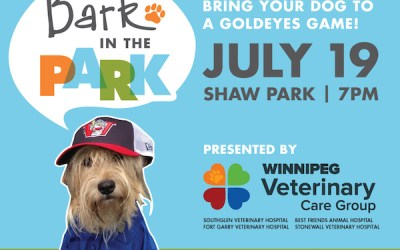 CONTEST: Win Passes to Goldeyes' Bark in the Park