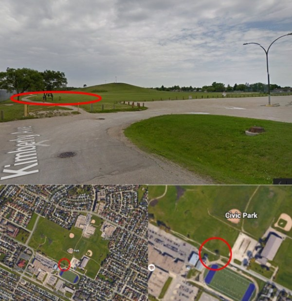 Thelma Krull - Civic Park