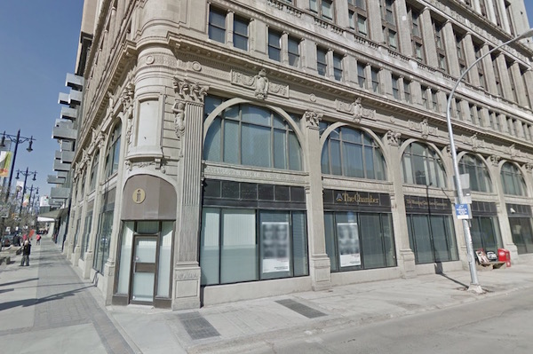 300 Block of Portage Avenue