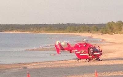 Two Children Drown at Grand Beach Over Long Weekend