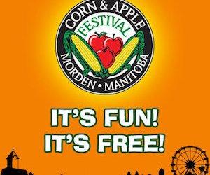 Morden Corn and Apple Festival Bestowed Designation