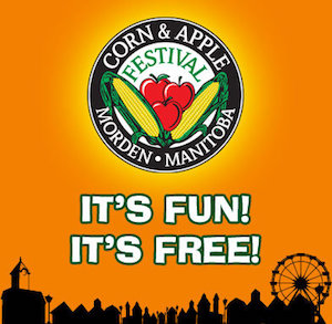Morden Corn and Apple Festival