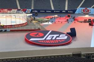 Heritage Classic - Winnipeg Jets