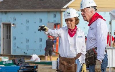 Former U.S. President Jimmy Carter Returning to Winnipeg for Habitat for Humanity