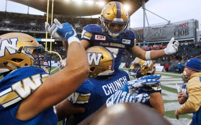 Bombers Withstand Lions Furious Comeback, Win 37-35