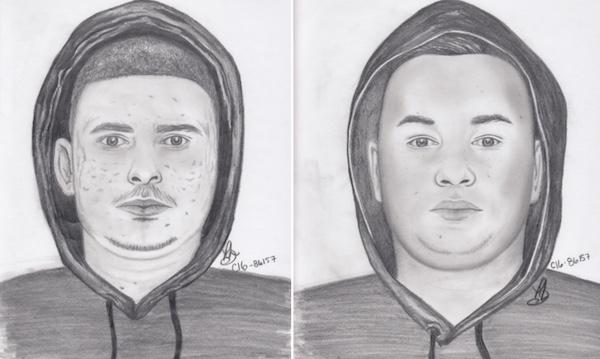 Winnipeg Robbery Suspects