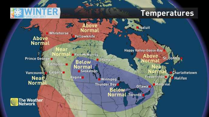 The Weather Network - Winter 2016-17