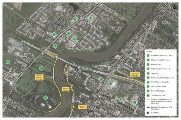 Chief Peguis Greenway Extension