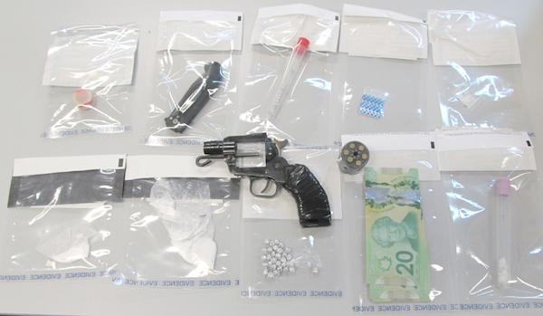 Portage la Prairie - Gun - Drugs