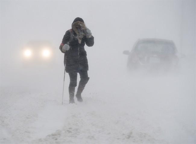 Halifax - Snow