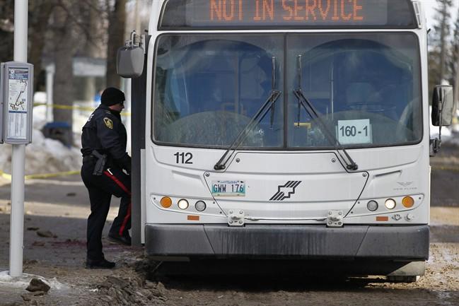 Winnipeg Transit Fatal Stabbing