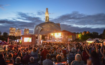 Beck, Broken Social Scene Headline Winnipeg's Interstellar Rodeo