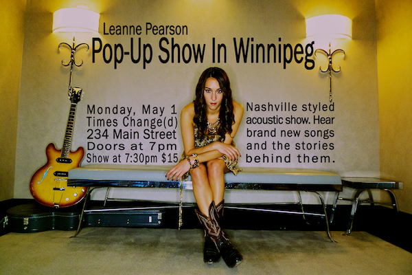 Leanne Pearson Pop-Up