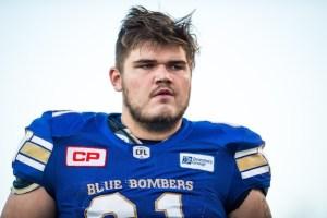 Matthias Goossen - Winnipeg Blue Bombers