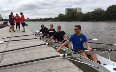 Rowing Club Hoping to Get Future Rowers on the Water