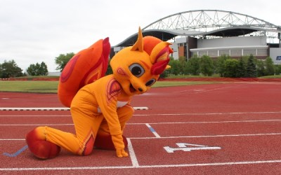 Road Closures for the 2017 Canada Summer Games