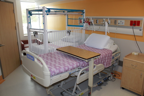 Pediatric Ward - BRHC