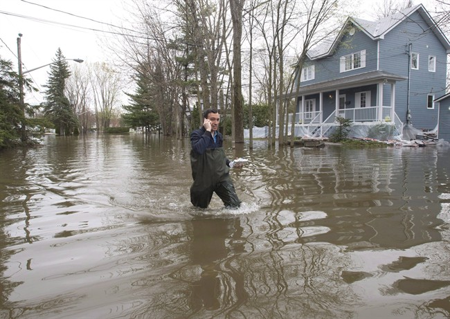 Quebec Flooding