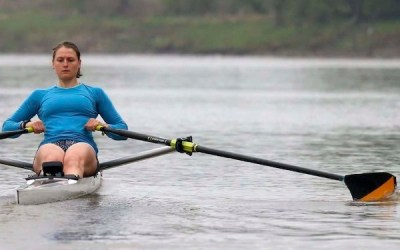 Rower Emma Gray to Carry Flag at Summer Games for Team Manitoba