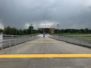 Stadium Station - Rapid Transit