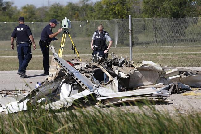St. Andrews Plane Crash