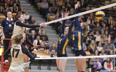 Bisons Women's Volleyball Add Klatt, Vasquez for 2020-21 Season