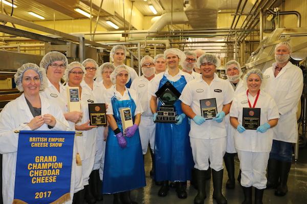 Bothwell Cheese Awards